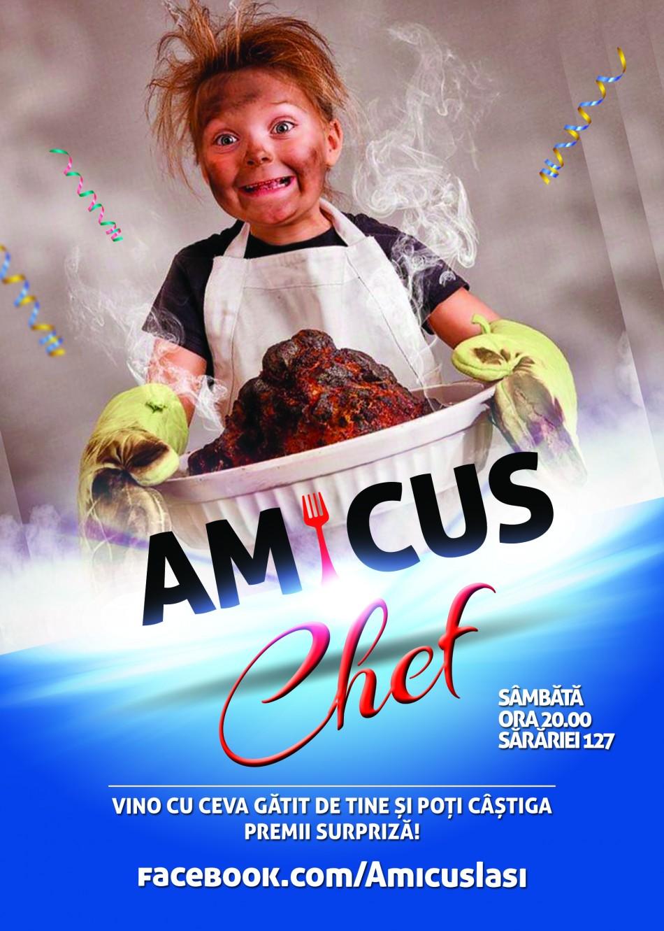 AMiCUS Chef